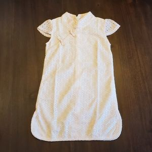 Girl's Chinese dress size 4